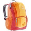 deuter-backpack kids colour orange